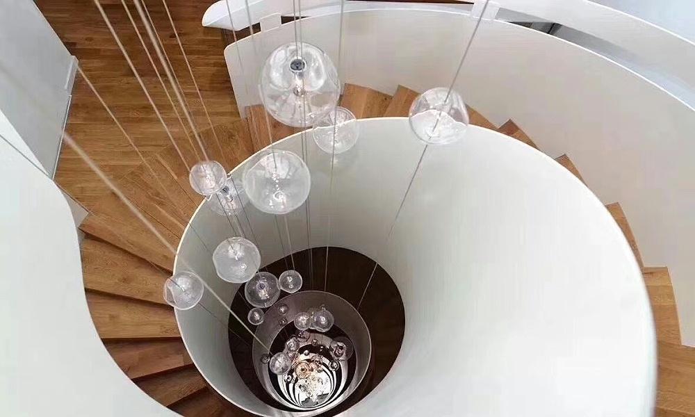 旋转楼梯XZ01