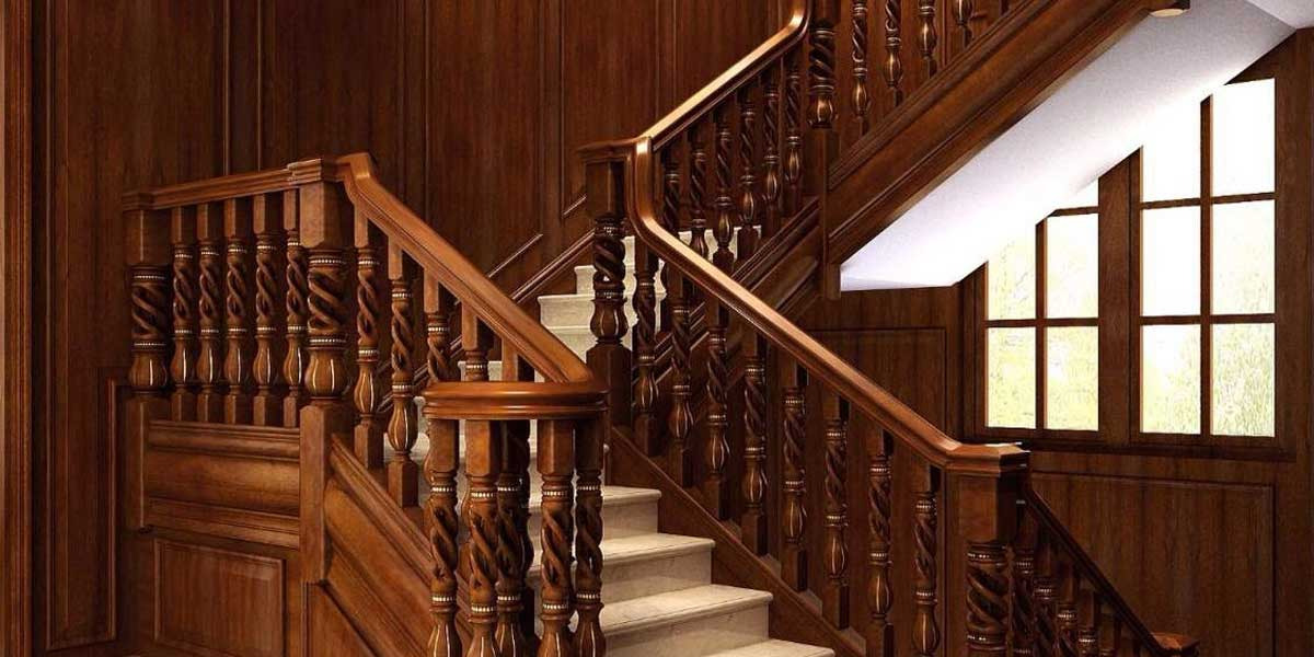 实木楼梯SM02