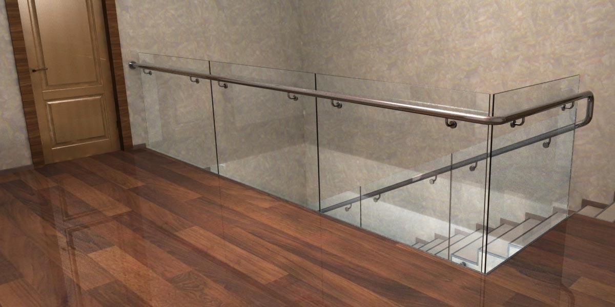 玻璃楼梯BL03