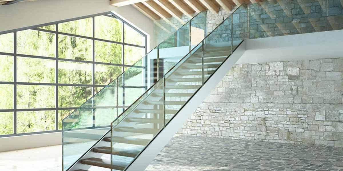 玻璃楼梯BL02