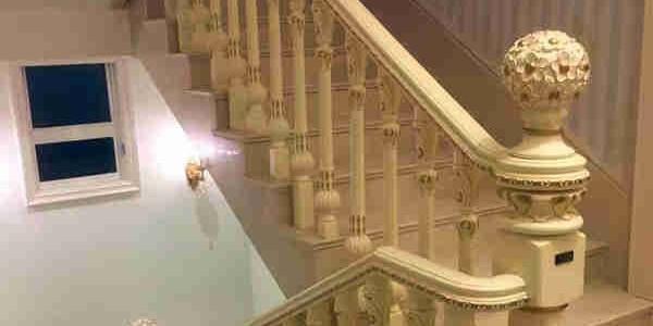 实木楼梯SM03